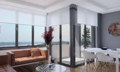Dunavska trilogija - Svaki od stanova osmišljen je u skladu sa modernim arhitektonskim rešenjima