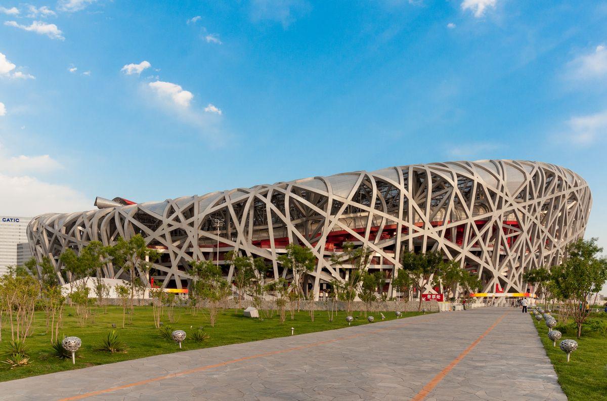 Nacionalni stadion, Peking