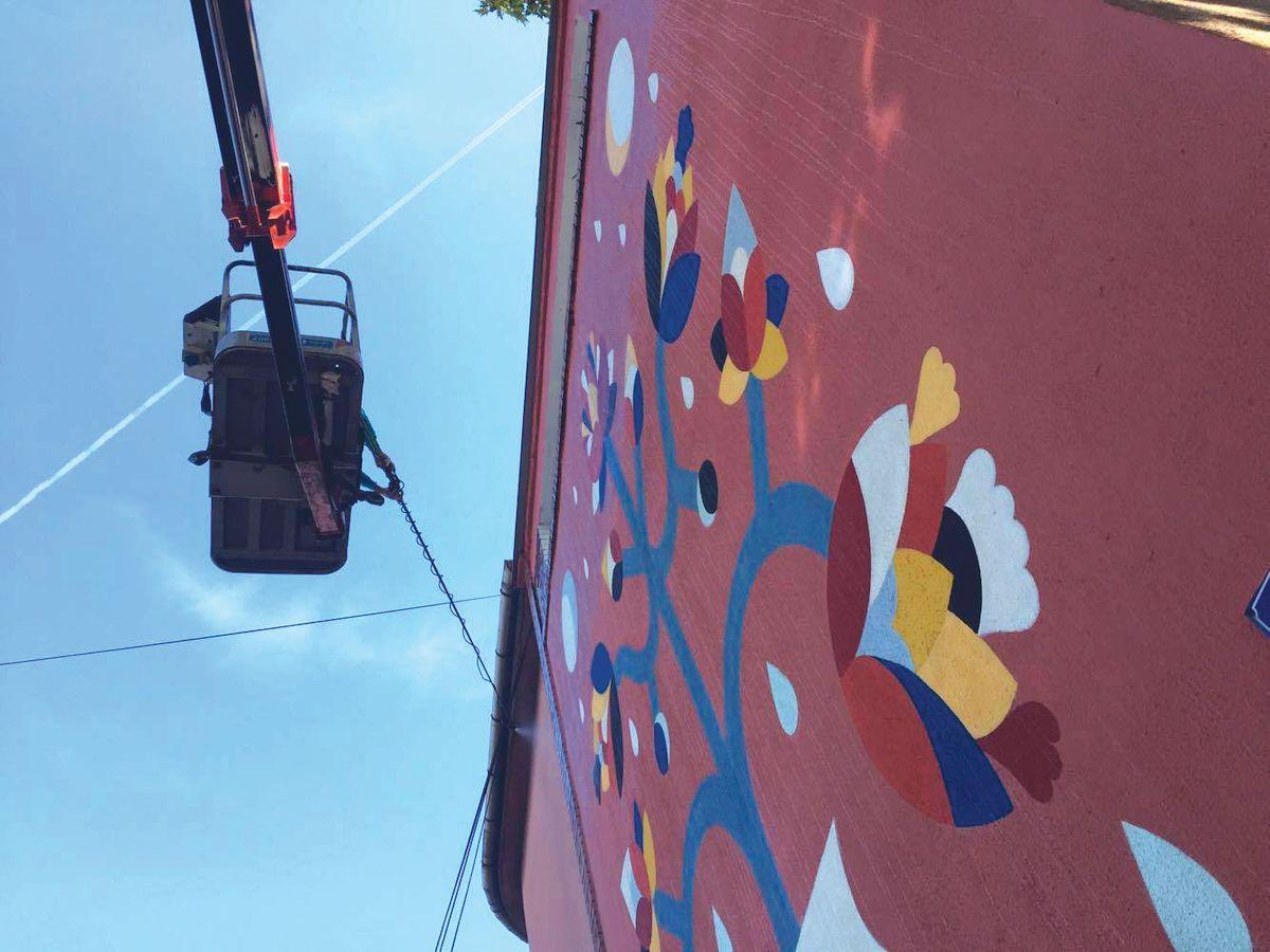 remedov mural