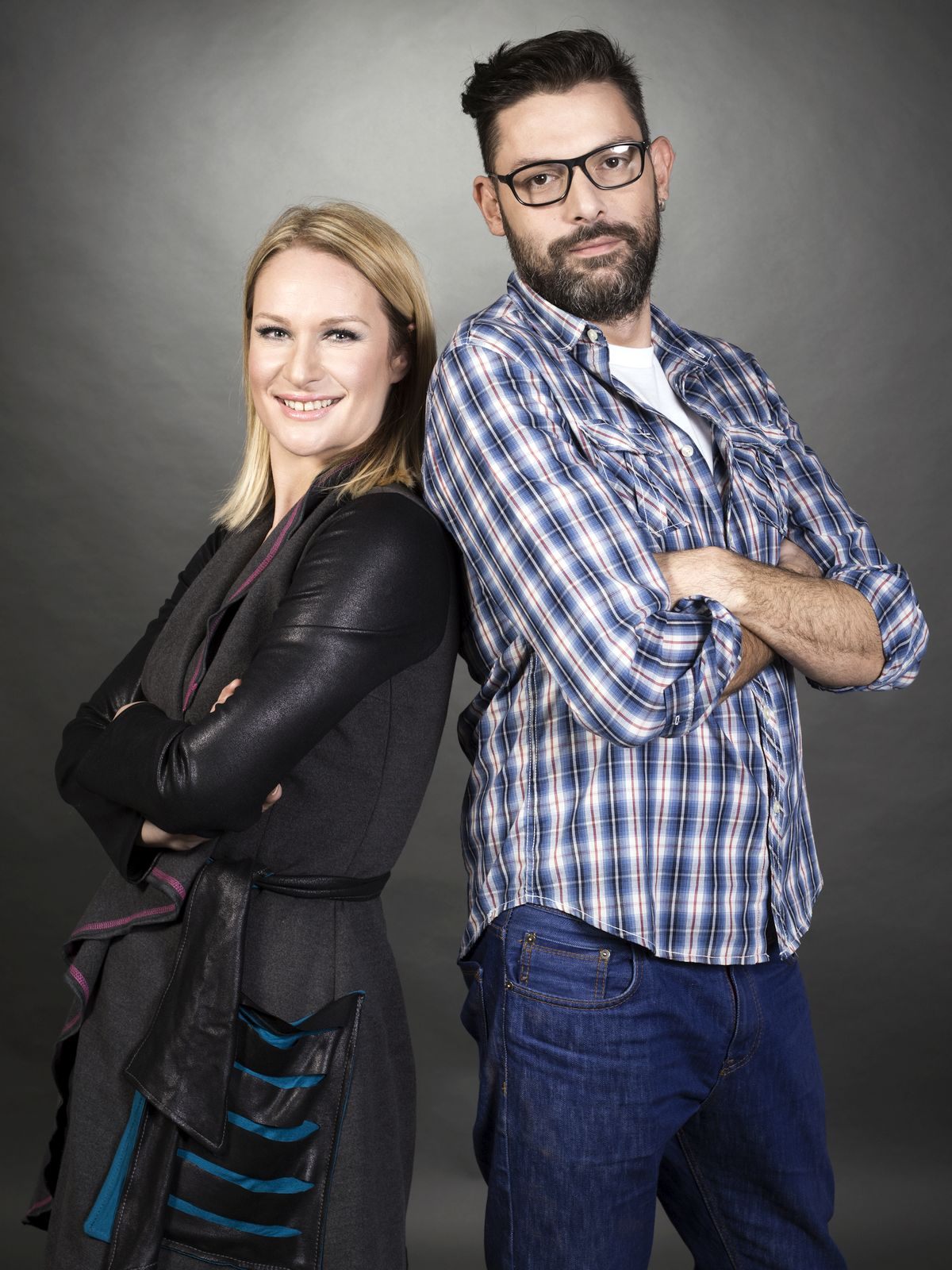 Tamara Grujić i Aleksandar Popović arhitekta