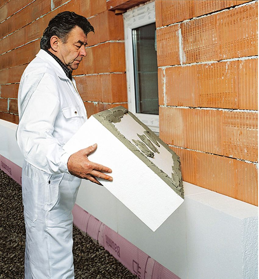 Fasadna termoizolacija