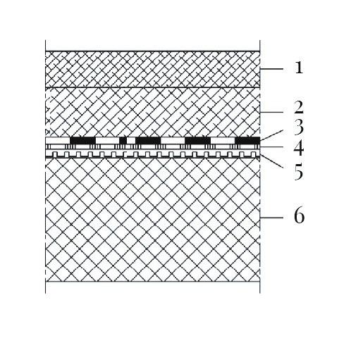 Horizontalna jednoslojna hidroizolacija mostovskih konstrukcija