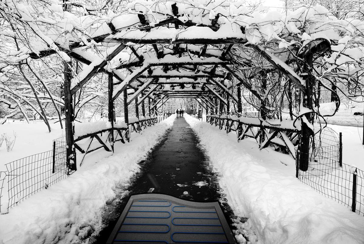 otapanje-snega-grejni-kablovi
