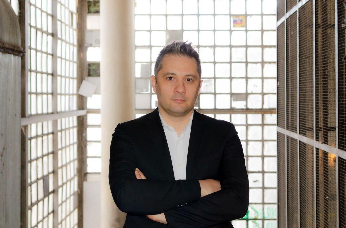 Danilo Dangubić, arhitekta