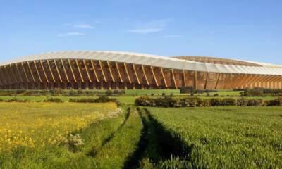 drveni stadion