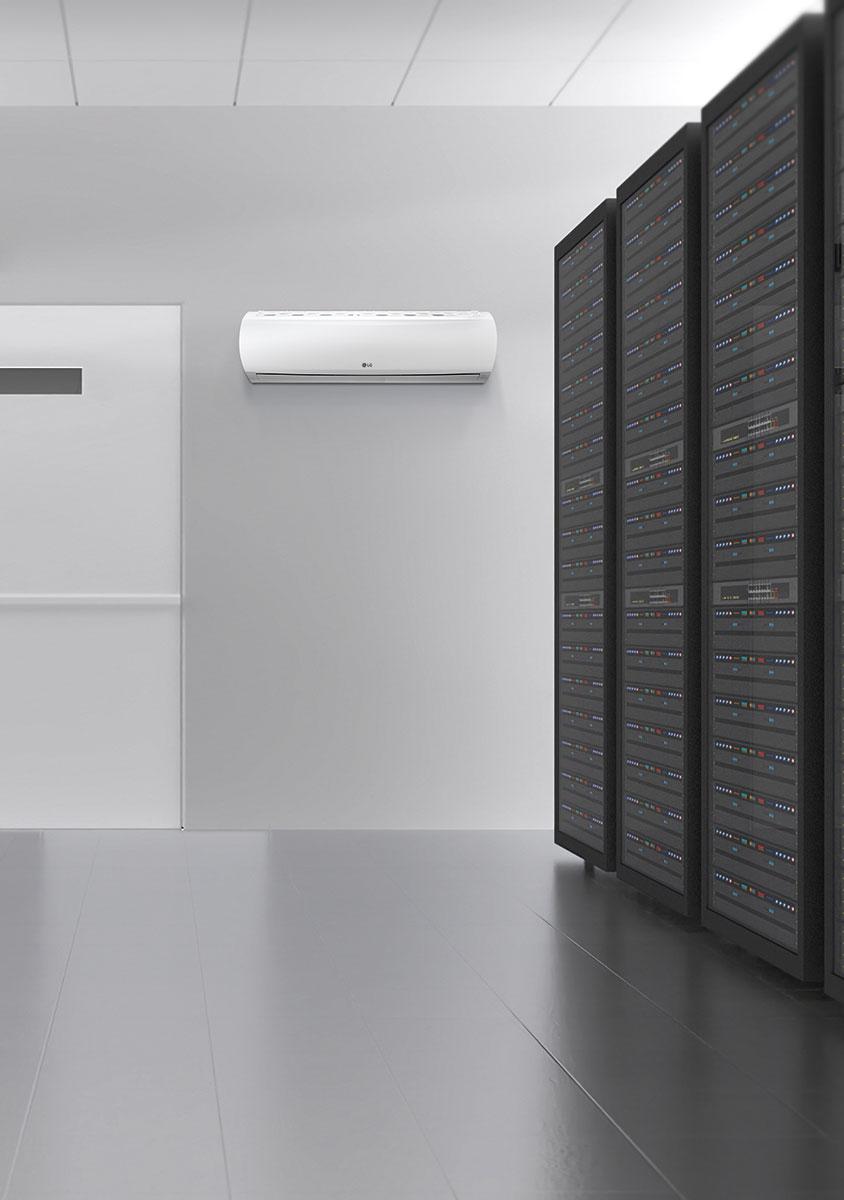 Klima uređaji kompanije LG sa ugrađenim Dual Inverter kompresorom i antibakterijskim filterom