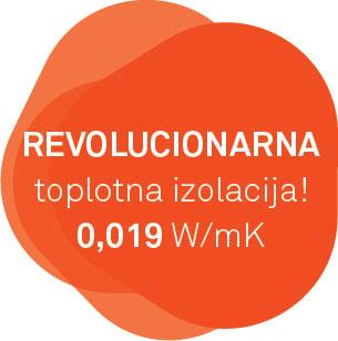 RÖFIX revolucionarna toplotna izolacija