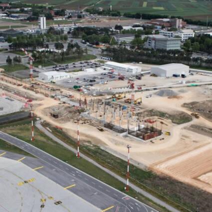 "Izgradnja novog terminala aerodroma ""Nikola Tesla"""