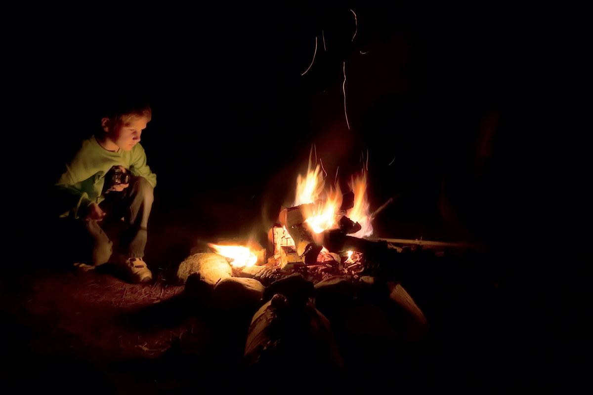 """Od onog trenutka kad je vatra """"otkrivena"""", toplota može aktivno da se proizvodi"""