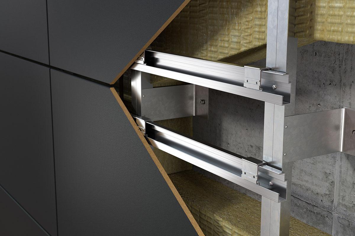 ROCKWOOL nudi različite vodootporne izolacione ploče za izradu ventilisanih fasada