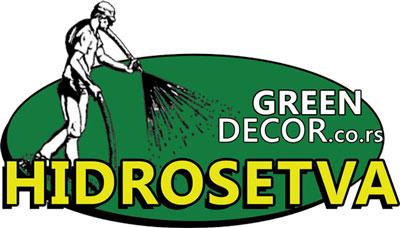 Green Decor hidrosetva logo