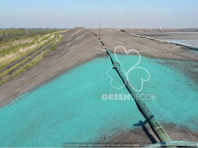 Izvođenje hidrosetve / Green Decor d.o.o.