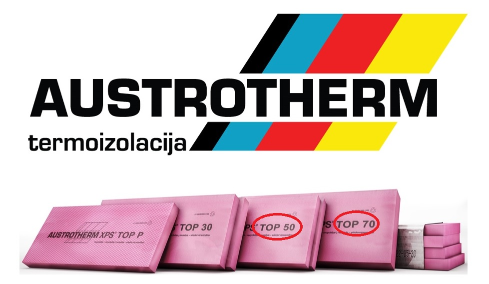 XPS ploče / Austrotherm d.o.o.