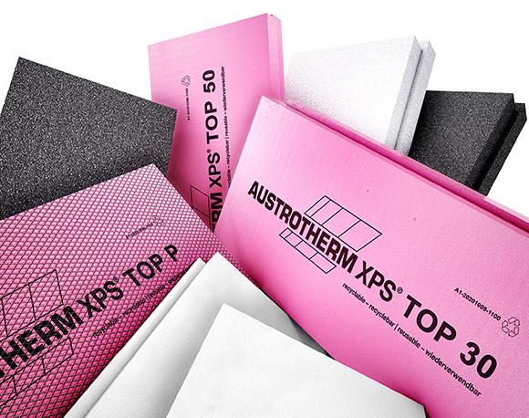 Austrotherm XPS top ploče