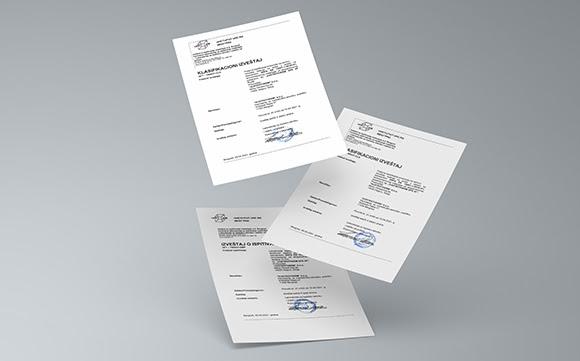 Austrotherm sertifikati