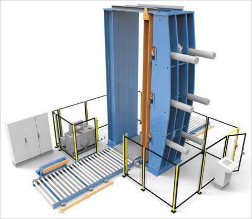 Blok-presa za elastifikaciju stiropora