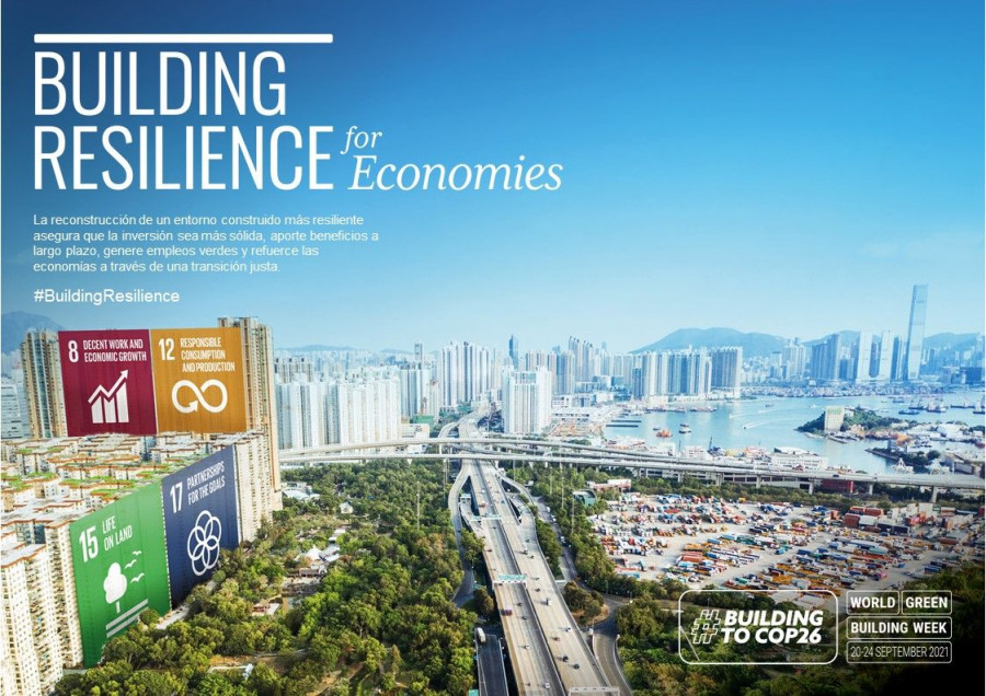 building resilience for economies