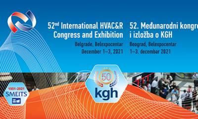52. Međunarodni kongres i izložba o KGH