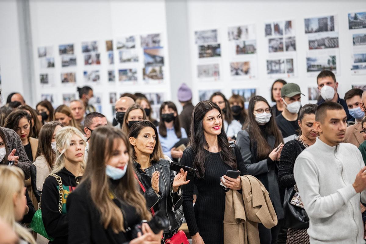 Arhitektonsko-dizajnerska izložba 50 do 50 u galeriji LAG