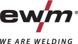 ewm welding logo